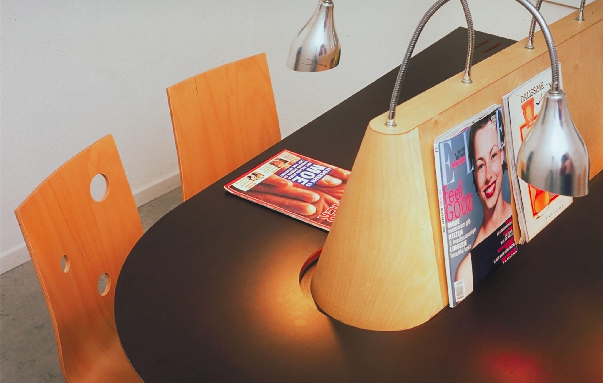 De Ontwerpwerkplaats, Gijs Niemeijer, Floor van Ditzhuyzen, Fem-stoel, fem-stoel, stoelontwerp, ontwerp stoel, van der plas meubel & project,