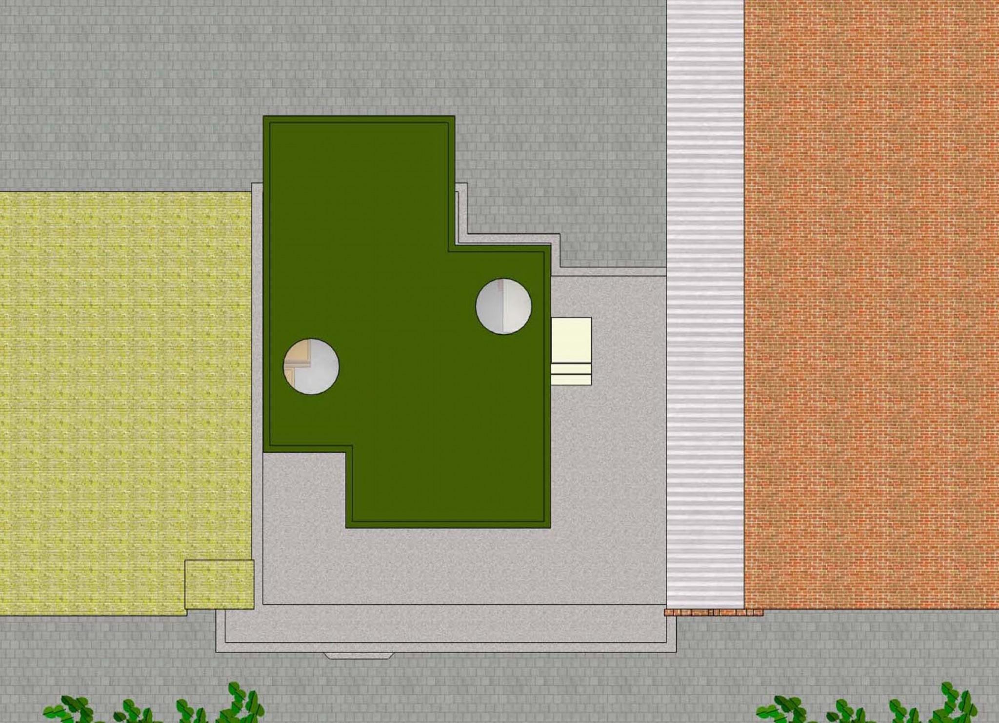 De Ontwerpwerkplaats, Gijs Niemeijer, Floor van Ditzhuyzen, Dakhuis Mathenesserlaan, ontwerp dakhuis, architect dakopbouw, ontwerp micro-appartement, ontwerp mini-appartement, ontwerp penthouse,