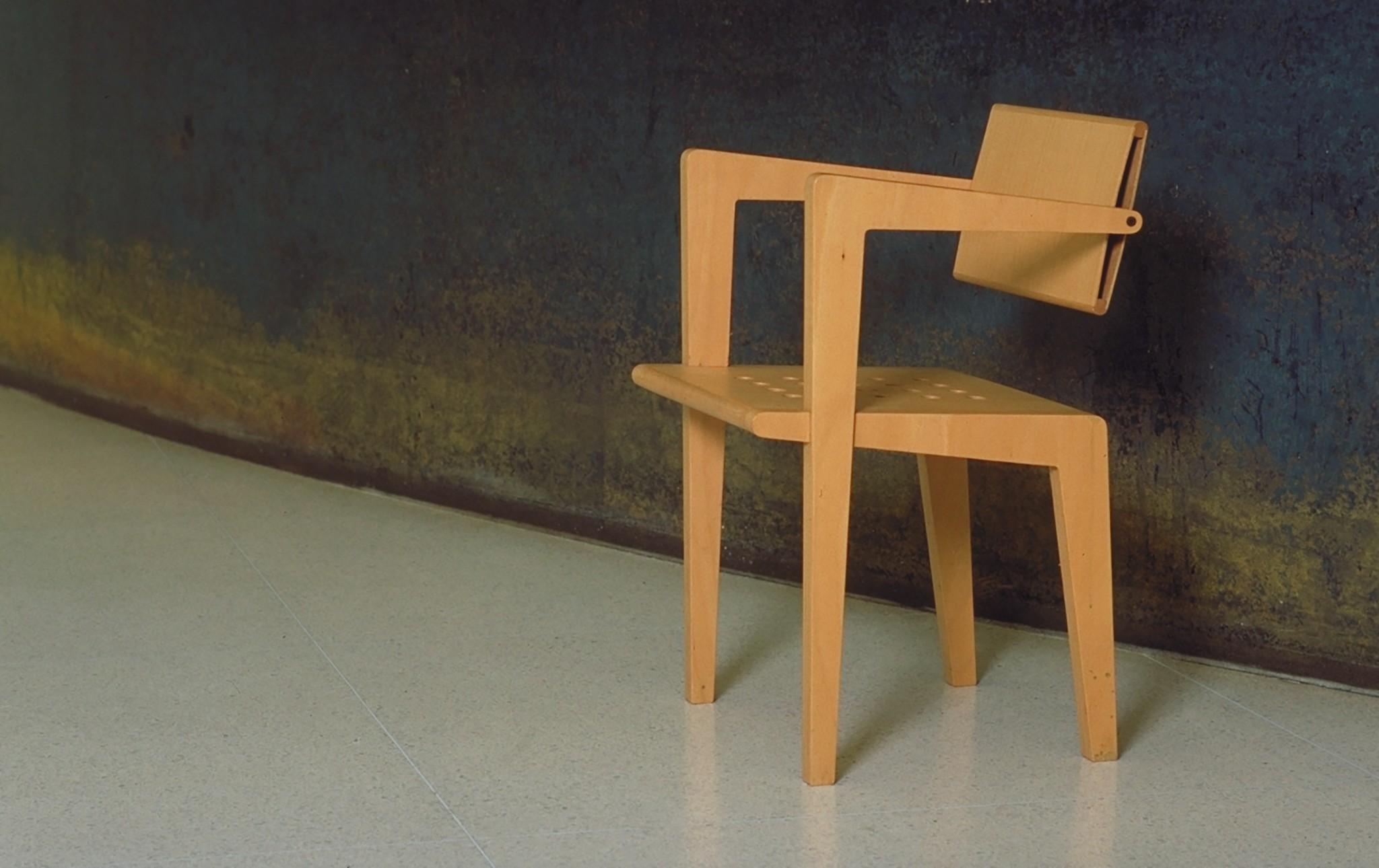 De Ontwerpwerkplaats, Gijs Niemeijer, Floor van Ditzhuyzen, Boemerangstoel, meubelontwerp, ontwerp stoel ,