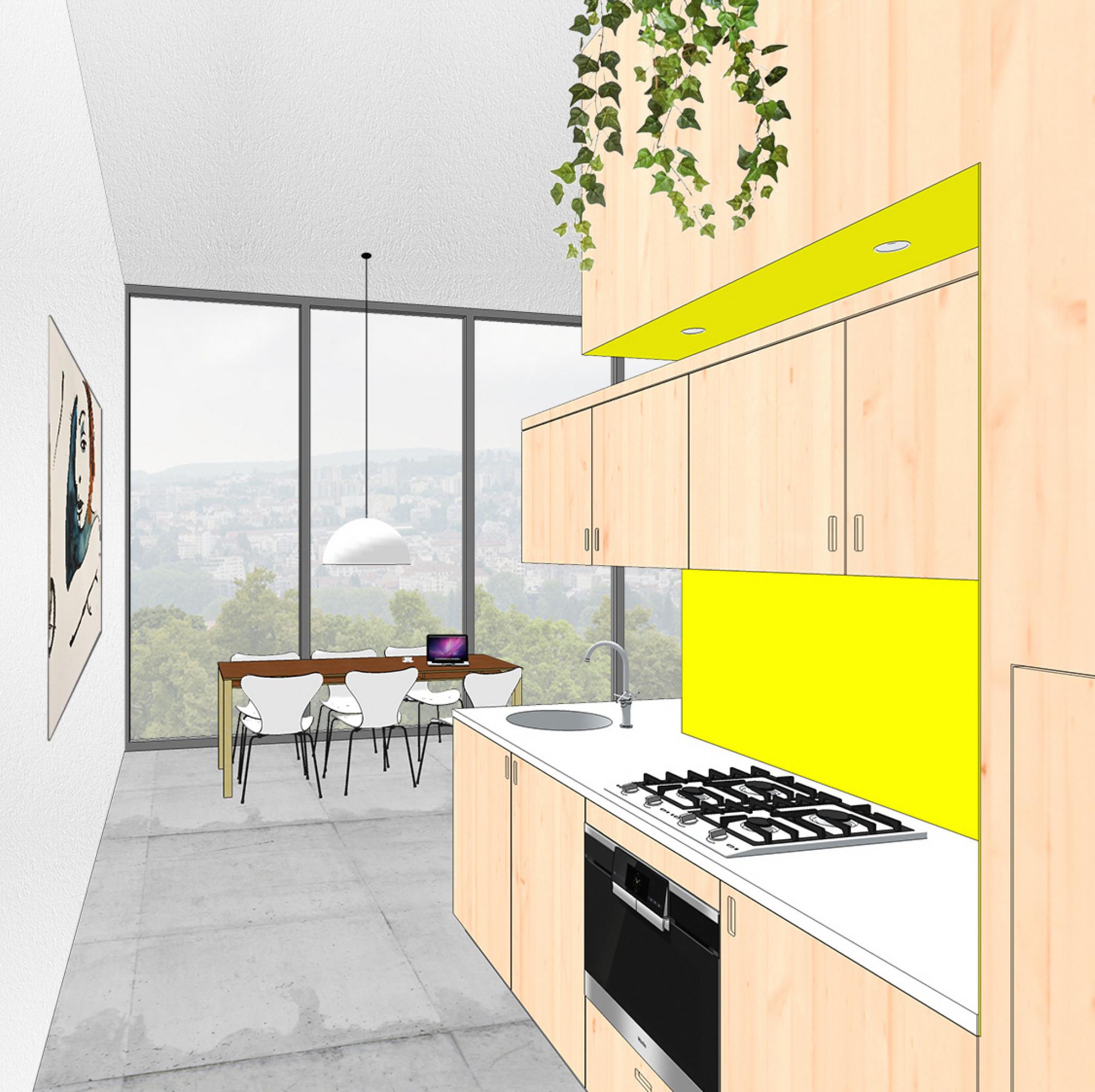 De Ontwerpwerkplaats, Gijs Niemeijer, Floor van Ditzhuyzen, Midi, condo, condoprijsvraag, micro-appartement, small apartment, micro apartment , condoprijsvraag, condo, small apartment, micro apartment