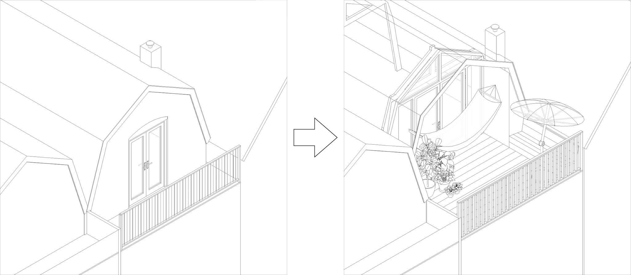 De Ontwerpwerkplaats, Gijs Niemeijer, Floor van Ditzhuyzen, Roof with a View, dakterras rotterdam, verbouwing zolder, verbouwing woonhuis, ontwerp dakterras, aanleg dakterras , dakterras, verbouwing dakterras, verbouwing Rotterdam, transformation attic, roofterrace rotterdam, design roofterrace, ontwerp dakterras, verbouwing woonhuis